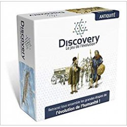 Discovery, le jeu de l'évolution : Antiquité