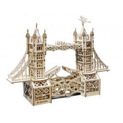 Mr. Playwood - le Tower Bridge