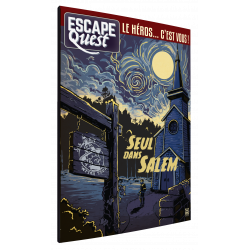 Escape quest - volume n°3 : Seul dans Salem