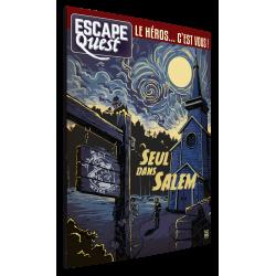 Escape quest - volume n°3 : Seul dans Salem