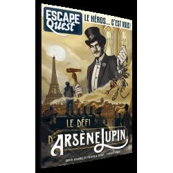 Escape quest - volume n°4 : Le défi d'Arsène Lupin