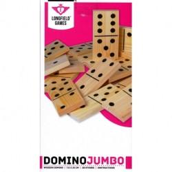 Domino géants en bois
