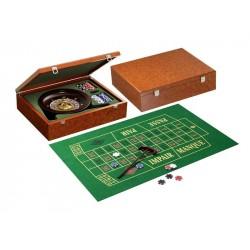 Set Roulette en bois