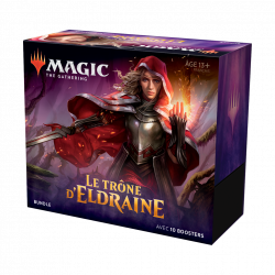 Magic The Gathering : Bundle Le Trône d'Eldraine (10 boosters)