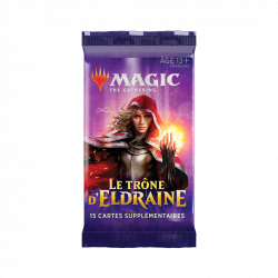 Magic The Gathering : Le Trône d'Eldraine Booster
