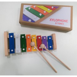 Petit xylophone 8 notes