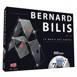 Coffret La magie des cartes avec Bernard Bilis