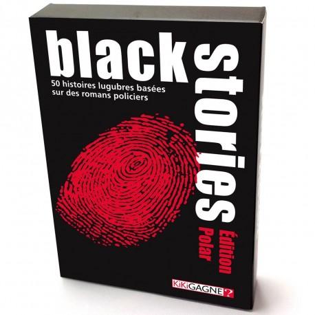 Black Stories : édition Polar