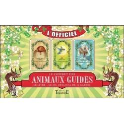 Le coffret des animaux guidés - Le livre + le jeu original