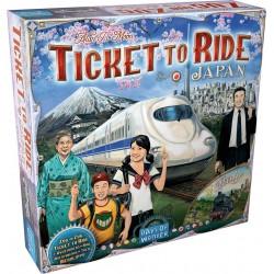 Les Aventuriers du Rail : Japon & Italie