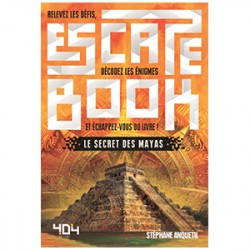 Escape Book : Le Secret des Maya