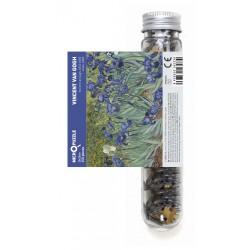 Micro Puzzle  Irises Van Gogh