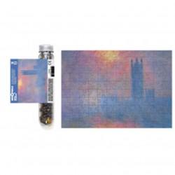 Micro Puzzle  Claude Monet soleil levant