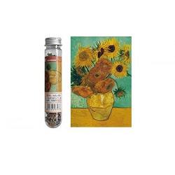Micro Puzzle Vincent Van Gogh tournesol