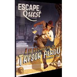 Escape quest - volume n°1 : A la Recherche du Trésor Perdu