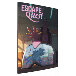 Escape quest - volume n°2 : Au-delà du Virtuel