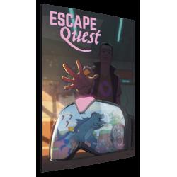 Escape quest - volume n°2 : Au-delà du Virtuel