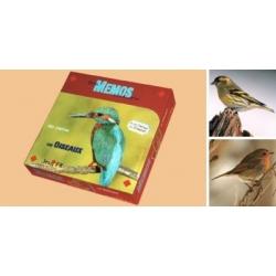 Mémo: les oiseaux