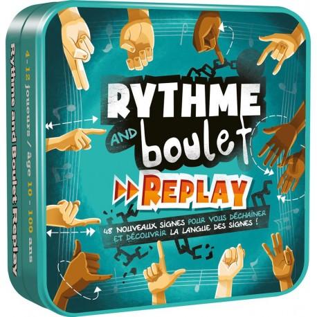 Rythme and Boulet - Replay