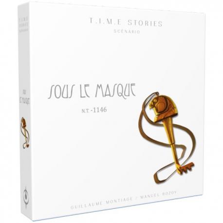T.I.M.E Stories : Sous le Masque