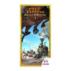 Colt Express : Chevaux et Diligences