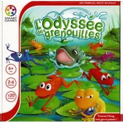 L'odyssée des grenouilles (à louer)
