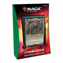 Magic The Gathering : Ikoria Deck Commander Evolution Intensifiée