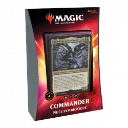Magic The Gathering : Ikoria Deck Commander Nuée Symbiotique