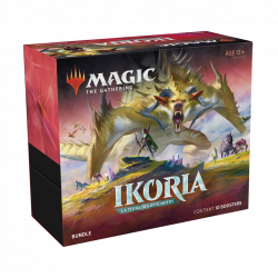 Magic The Gathering : Ikoria Terre des Béhémoths Bundle (10 boosters)