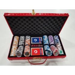 Mallette Poker 300 dal Negro