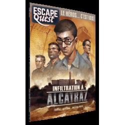 Escape quest - volume n°7 : Infiltration à Alcatraz