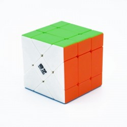 Fisher Cube QiYi stickerless