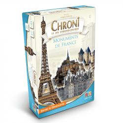 Chroni : les Monuments de France