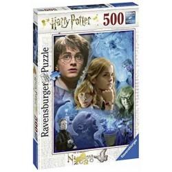 Puzzle 500 pièces Harry Potter à Poudlard