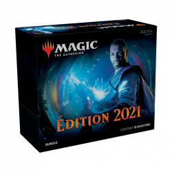 Magic The Gathering : Core Set 2021 Bundle (10 boosters)