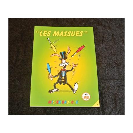 """fascicule """"les Massues"""""""
