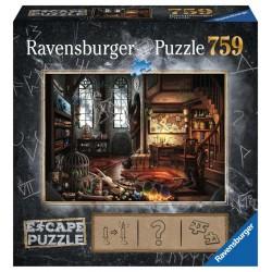 Escape puzzle - L'antre du dragon