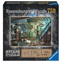 Escape puzzle - Observatoire astronomique