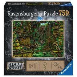 Escape puzzle - Temple Ankor Wat