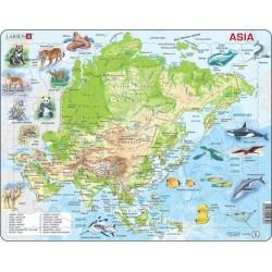 Asie nature et animaux