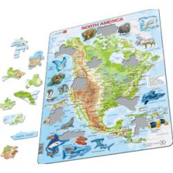 Amérique du Nord nature et animaux