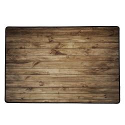 Tapis texture bois