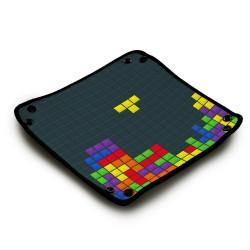 Piste de dés rétro Tetris