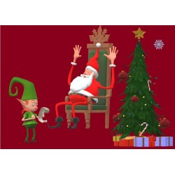 Formulaire pour la liste de Noël (catalogue boutique ludique)