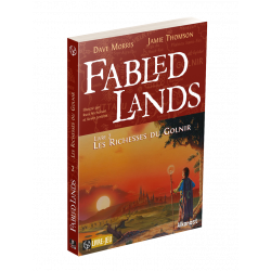 Fabled lands 2 : Les richesses du Golnir