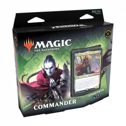 Magic The Gathering : Renaissance de Zendikar  Deck Commander Colère de Zendikar