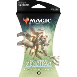 Magic the Gathering : Renaissance de Zendikar Booster à thème
