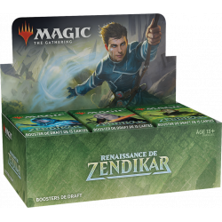Magic the Gathering : Renaissance de Zendikar Booster