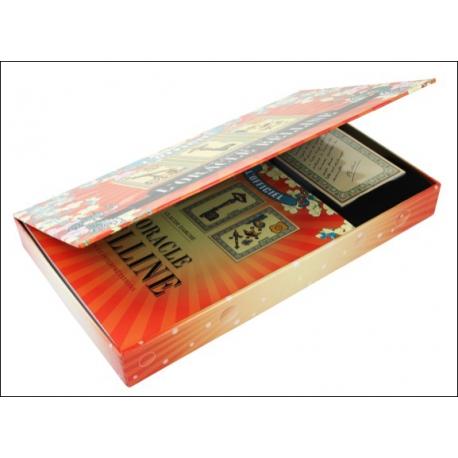 acd47087f20120 Coffret de l oracle Belline - Livre + Jeu - Au Tapis Vert