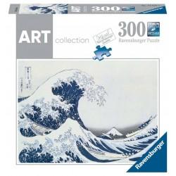 Puzzle 300 pièces La grande vague de Kanagawa